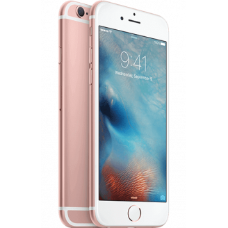 iPhone 6S 16GB Rosé goud