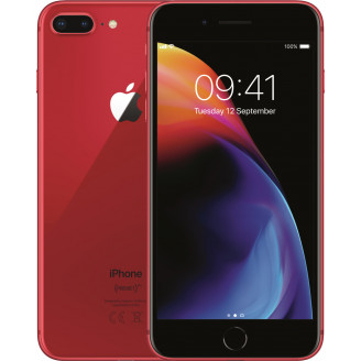 iPhone 8 PLUS 64GB Rood