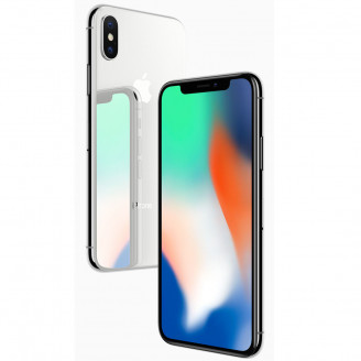 iPhone X 256GB Zilver