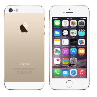 iPhone SE 16GB Goud
