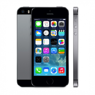 iPhone 5S 16GB Spacegrey