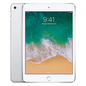 iPad Mini 4 16GB Zilver