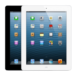 iPad 3 16GB Zwart